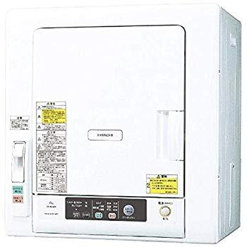中古 日立 6.0kg 衣類乾燥機HITACHI 特売 格安 DE-N60WV-W これっきりボタン