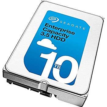 【中古】Seagate ST10000NM0226 10 TB 3.5インチ 内蔵HDD - SAS