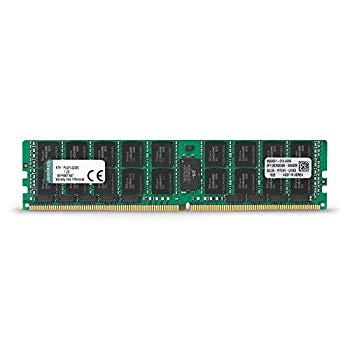 【中古】キングストン Kingston HPサーバー用メモリ DDR4-2133(PC4-17000) 32GB ECC LRDIMM Quad Rank Module KTH-PL421LQ/32G 永久保証