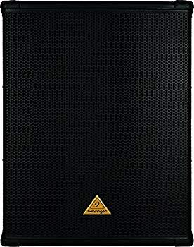 【中古】ベリンガー サブウーファー 1800ワット 18インチ EUROLIVE PROFESSIONAL B1800X PRO