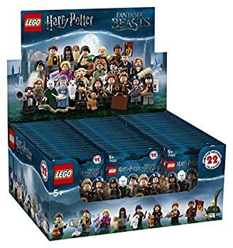 中古 未使用 未開封品 レゴ LEGO ミニフィギュア ポッター ファンタスティック 受注生産品 ハリー ビースト シリーズ60個入 71022 新作通販