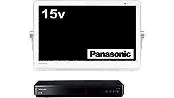 【中古】パナソニック 15V型 液晶 テレビ プライベート・ビエラ UN-15CTD8-W  2018年モデル