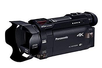 【中古】パナソニック デジタル4Kビデオカメラ WXF990M 64GB ワイプ撮り あとから補正 ブラック HC-WXF990M-K