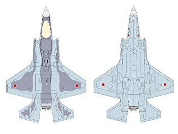 【中古】フジミ模型 1/72 バトルスカイシリーズ No.5 F-35B ライトニングII 航空自衛隊 制空迷彩