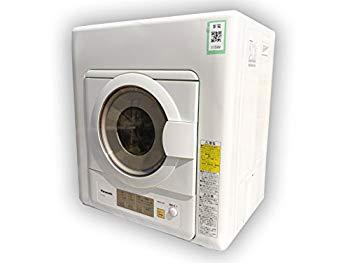 【中古】パナソニック 6.0kg 衣類乾燥機Panasonic NH-D603-W