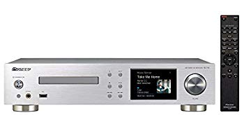 【中古】パイオニア Pioneer NC-50 ネットワークCDプレーヤー Bluetooth/ハイレゾ対応 シルバー NC-50(S) 【国内正規品】