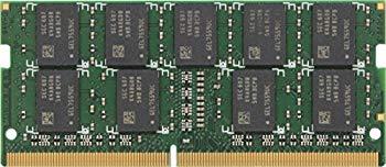 【中古】【NAS用拡張メモリ】Synology RAMEC2133DDR4SO-16GB [DDR4-2133-SODIMM withECC/ 16GB / Synology NAS専用] 国内正規代理店品