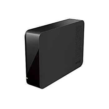 【中古】BUFFALO USB3.0 外付けハードディスク PC/家電対応 4TB HD-LC4.0U3/N [フラストレーションフリーパッケージ(FFP)]