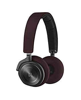 【中古】Bang & Olufsen BeoPlay H8 密閉型ワイヤレスオンイヤーヘッドホン ノイズキャンセリング・Bluetooth対応 ディープレッド BeoPlay H8 Deep Red