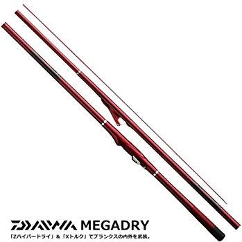【中古】ダイワ(DAIWA) スピニング ロッド メガドライ 1.85-53 釣り竿