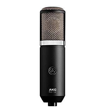 【中古】AKG Project Studio Line コンデンサーマイク ブラックボディ P820 TUBE 【国内正規品】