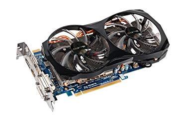 【中古】GIGABYTE グラフィックボード Geforce GTX660 2GB PCI-E GV-N660OC-2GD/A