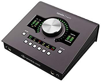 【中古】Universal Audio Apollo Twin MkII/QUAD【国内正規品】
