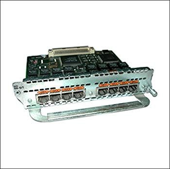 【中古】CISCO 8-Port ISDN-BRI Network Module NM-8B-S/T=