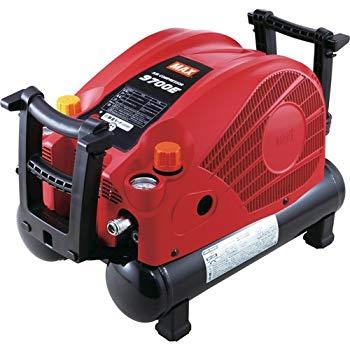 【中古】MAX(マックス) スーパーエアコンプレッサ 高圧・常圧兼用機 AKHL9700E