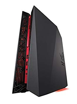 【中古】ROG G20CI デスクトップPC(ブラック/i7-7700/8Gx2/2TB+256GSSD/GTX1070/VRAM 8GB/802.11ac/Bluetooth4.2/DVDスーパーマルチドライブ)