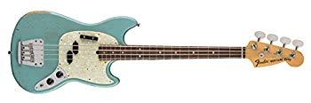 【中古】Fender エレキベース JMJ Mustang BassR Faded Daphne Blue