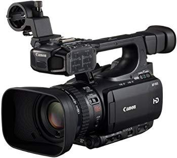 【中古】Canon 業務用デジタルビデオカメラ XF100 4887B001