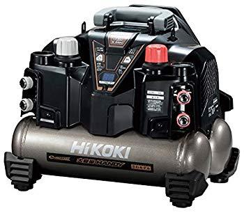 【中古】HiKOKI(ハイコーキ) 旧日立工機 釘打機用エアコンプレッサ タンク容量8L タンク内圧45気圧 高圧/一般圧対応 セキュリティ機能なし EC1245H3(TN)