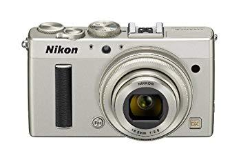 【中古】Nikon デジタルカメラ COOLPIX A DXフォーマットCMOSセンサー搭載 18.5mm f/2.8 NIKKORレンズ搭載 ASL シルバー