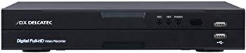 【中古】エレコム(DXアンテナ) SMS20R21 デルカテック/HD-SDI 4chレコーダー