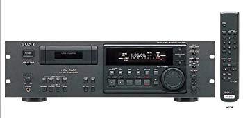 【中古】SONY PCM-R500 デジタルオーディオテープレコーダー