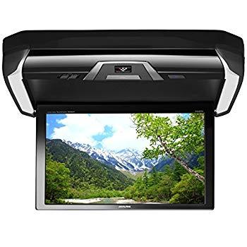 【中古】ALPINE(アルパイン) プラズマクラスター技術搭載 12.8型LED WXGAリアビジョン HDMI入力付き PXH12X-R-B