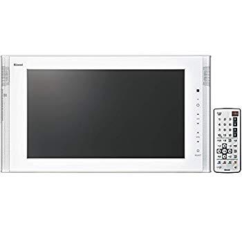 【中古】リンナイ 16V型地上・BS/110度CSデジタルハイビジョン浴室テレビ(ホワイト) DS-1600HV-W