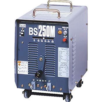 【中古】ダイヘン 電防内蔵交流アーク溶接機 250アンペア60Hz BS250M60