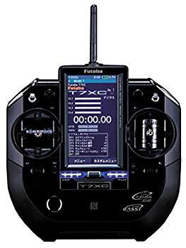 【中古】7XC カー用スティックタイププロポ T7XC-R334SBS 00008556-3
