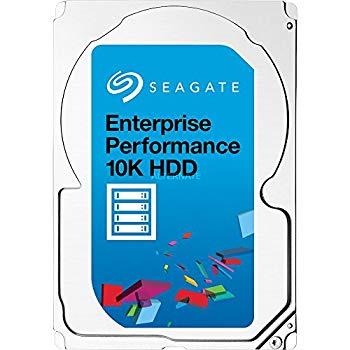 【中古】Seagate Sed 900?GB 10?K 6?Gb/s 2.5インチSAS Mfg # st900?mm0036