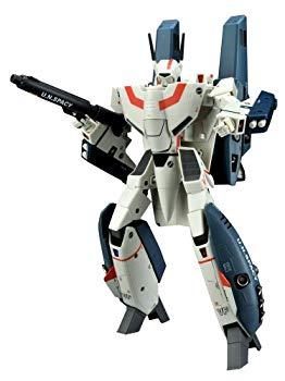 【中古】1/60 マクロス 完全変形 VF-1J 一条輝機 with スーパーパーツ