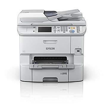 【中古】EPSON A4ビジネスインクジェットFAX複合機 PX-M860F