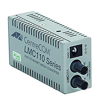 【中古】アライドテレシス CentreCOM LMC111-Z1 メディアコンバーター 0415RZ1