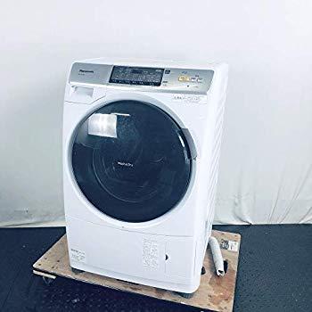 【中古】パナソニック 7.0kg ドラム式洗濯乾燥機【左開き】クリスタルホワイトPanasonic プチドラム エコナビ NA-VD130L-W