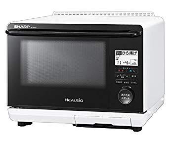 【中古】シャープ スチームオーブン ヘルシオ(HEALSIO) 26L 1段調理 ホワイト AX-AS400-W