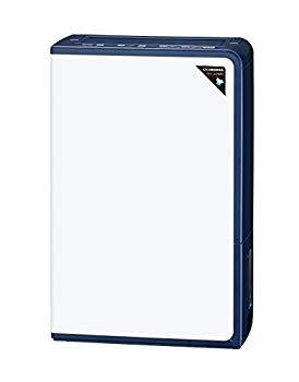 【中古】コロナ 衣類乾燥除湿機 除湿量18L(木造20畳・鉄筋40畳まで) エレガントブルー CD-H18A(AE)
