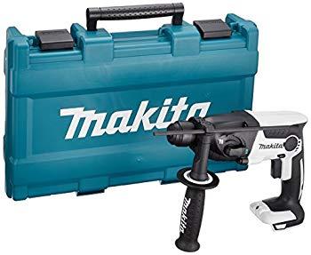 【中古】マキタ(Makita) 充電式ハンマドリル 18V 白 本体ケース付 HR165DZKW