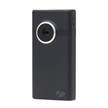 【中古】Flip Mino HD 4GB 60min ブラック