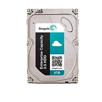 【中古】Seagate Enterprise Capacity HDDシリーズ ( 3.5inch / SATA 6Gb/s / 5TB / 7200rpm / 128MB ) ST5000NM0084