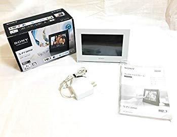 【中古】ソニー SONY デジタルフォトフレーム WA700 ホワイト DPF-WA700/W