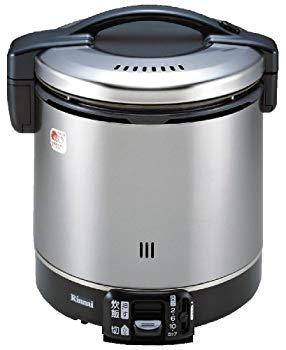 【中古】リンナイ こがまる ガス炊飯器 11合炊き・ブラック・プロパンガスLPG用 RR-100GS-C LP