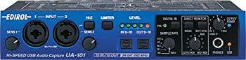 【中古】EDIROL Hi-Speed USB Audio Capture UA-101