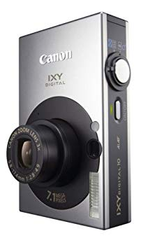 【中古】Canon デジタルカメラ IXY (イクシ) DIGITAL 10 ブラック IXYD10(BK)