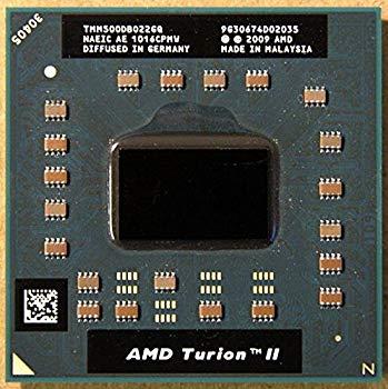 【中古】AMD Turion II Ultra Dual Core M500 Mlobile CPU TMM500DBO22GQ