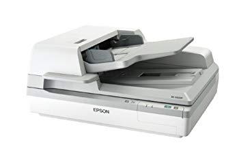 【中古】EPSON A3高耐久フラットベッドスキャナー DS-60000 A3対応 600dpi CCDセンサー ADF搭載 両面同時読み取り対応 重送検知機能搭載 スタンダードモ