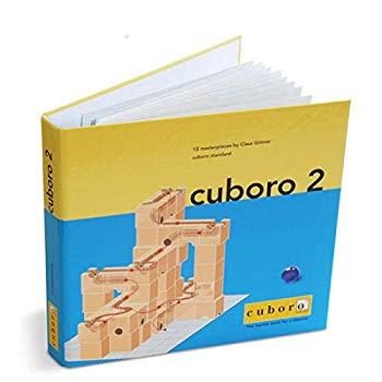 【中古】キュボロ (cuboro) キュボロ ブック2