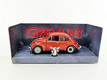 【中古】1/24 Gremlins (1984) - 1967 Volkswagen Beetle with Gizmo Figure
