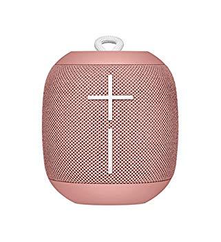 【中古】Ultimate Ears WONDERBOOM Bluetooth スピーカー WS650PK ピンク CASHMERE IPX7 防水 ワイヤレススピーカー 10時間連続再生 WS650 ワイヤレス 国