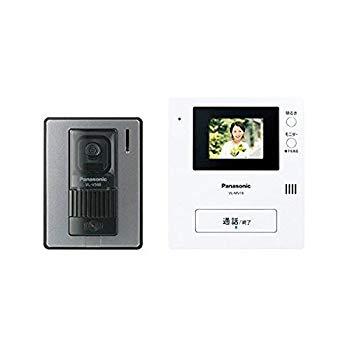 【中古】パナソニック(Panasonic) テレビドアホン VL-SV19K